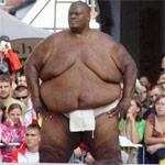 atleta grassone