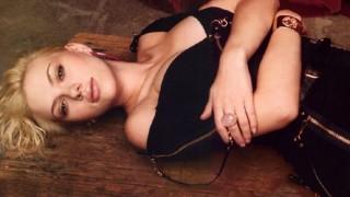 Foto sexy di Scarlett Johansson