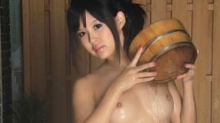 Figa giapponese in sauna