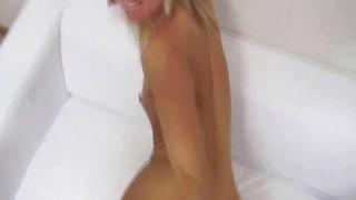 Adriana a un provino porno