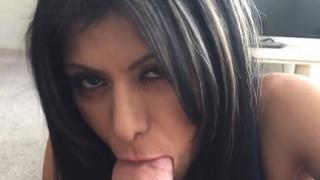 Gabby Quinteros succhia in POV