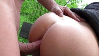 Sesso al parco con uno sconosciuto