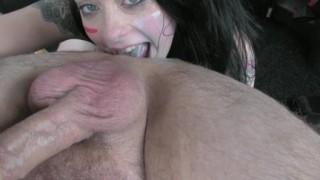 Questa Donna Lo Succhia Da Un Buco